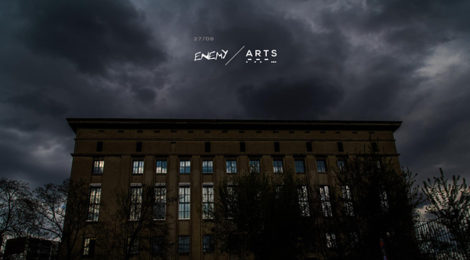 An oral report of Enemy/ARTS at Berghain
