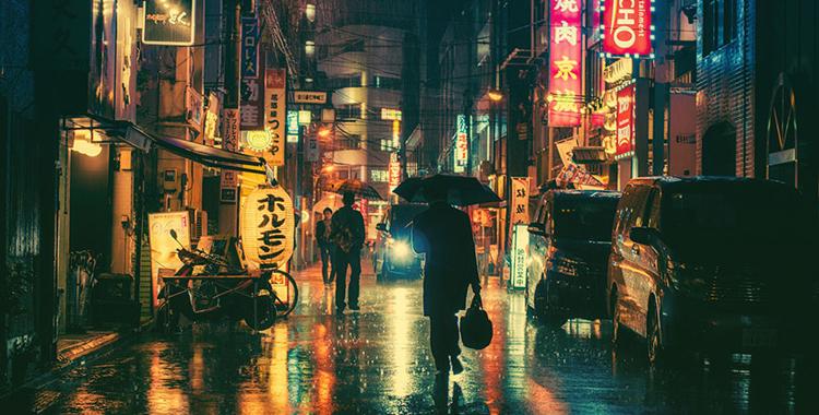Stream Dustin Zahn's set from Tokyo